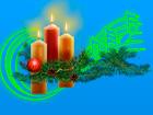 Музыкальные аудио открытки с Новым годом
